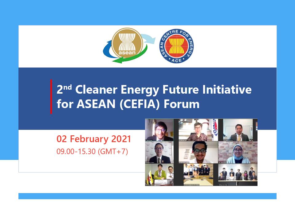 2nd CEFIA Forum was held